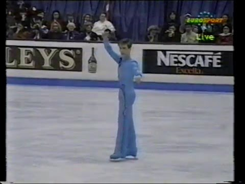 Michael Shmerkin ISR - 1994 World Championship LP