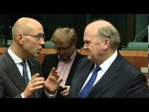 EU Cyprus Economy Eurogroup