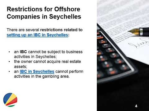 Open an IBC Offshore Company in Seychelles