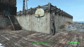 Fallout 4 Island Settlement - Spectacle Island