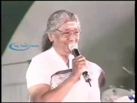 Oorusanam thoongiruchi live by Dr.S Janaki