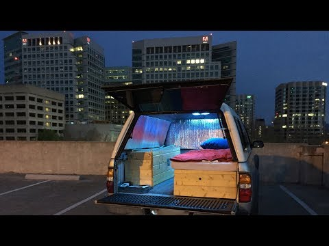 Urban Stealth Truck Camping In A Tacoma