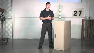 Safco Vertical Storage Cabinet