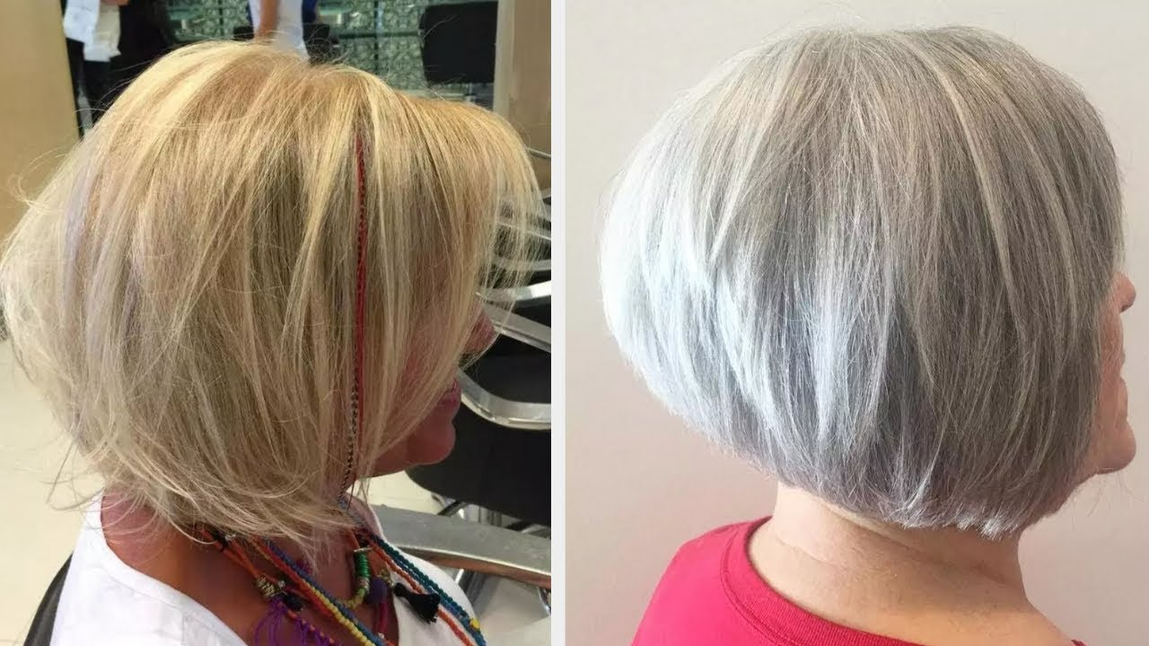 #ONTRENDING Short Haircuts For Older Women Over 60 In 2019