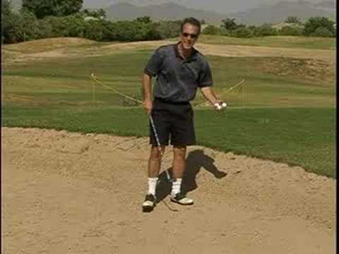 Golf Sand Game Tips : Problems With Fairway Bunkers