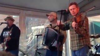 Boudin Brothers zydeco - Schlafly Oyster fest