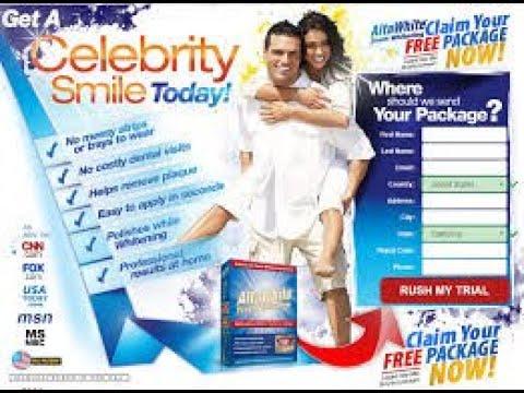 Alta White Teeth Whitening Research Alta White Review Youtube
