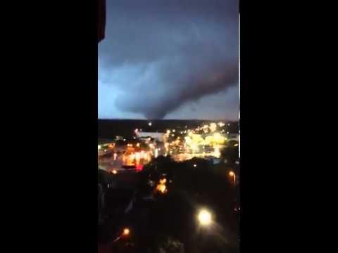 Mobile Alabama Christmas Tornado