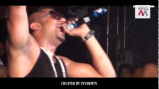 Honey Singh Live Concert : covered by Virtual Voyage Students.