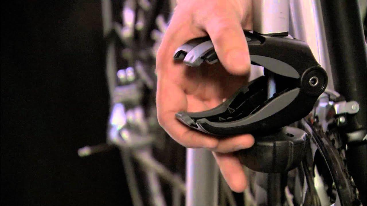 Porte vélos Thule EuroPower 916 rampe 9151