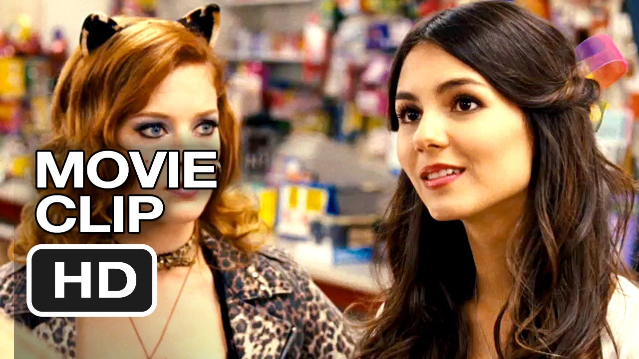 Fun Size Movie CLIP - Convenience Store (2012) - Victoria Justice, Jane  Levy Movie HD - YouTube