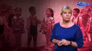 Kinderen in Noord-Korea houden van hun leiders