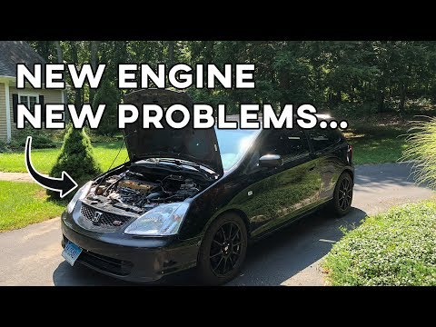 One Problem After Another... | EP3 Update | 2003 Honda Civic Si