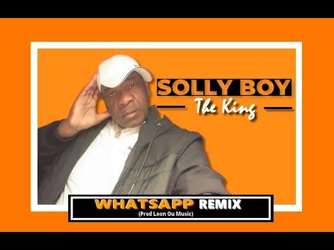 Download Solly Boy - WhatsApp (House Remix)