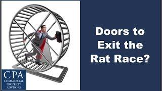 Doors to Exit the Rat Race