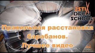 Правильный Урок по Расстановке Барабанов с Павлом Лохниным