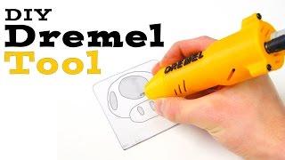 Useful DIY Dremel Tool - How to Make a Rotary Tool
