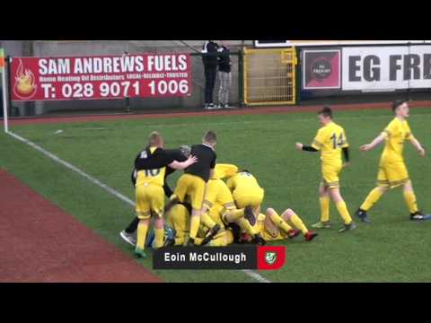 St James Swifts v Barn United - Under 14s Third Division Supp Cup Final - 28th April 2017