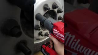 "MILWAUKEE FUEL 1/2"" DRIVE BRUSHLESS IMPACT 2763-20"