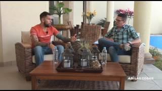 Así las cosas con Ángel Carrillo -Jonathan Orozco, Portero del Club Santos Laguna