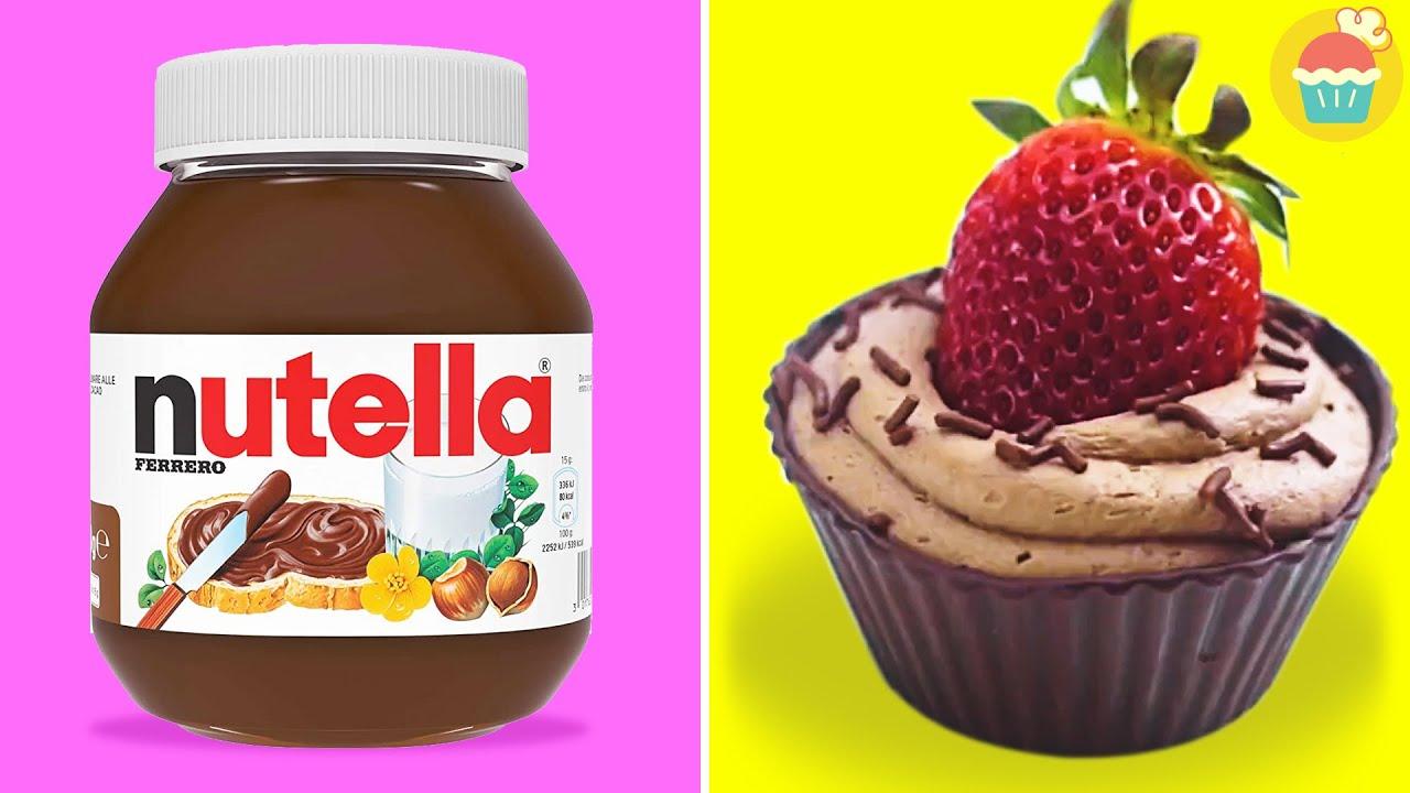 NUTELLA OU CHOCOLATE: QUAL É A MELHOR SOBREMESA? | Receitas Demais