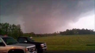 April 27, 2011 Tornado Outbreak Montage