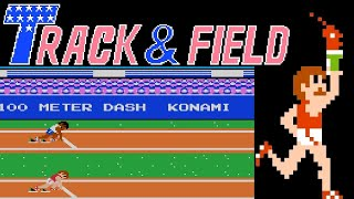 Track and Field NES (TAS)