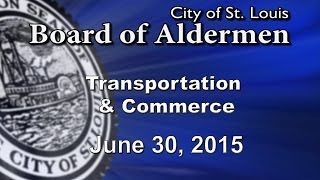 Transportation and Commerce  June 30, 2015