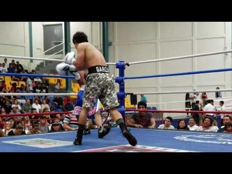 Ivan Garcia VS Benito Guavara (07/08/17)