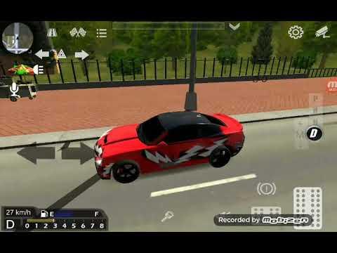 Car Parking Multiplayer Enes Batur Arabasi Azimcamaro Youtube