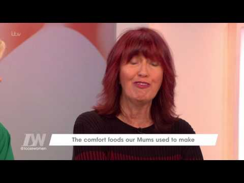 Favourite Childhood Foods | Loose Women