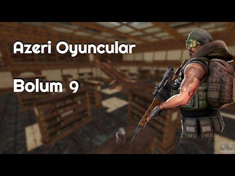 Point blank turk #9  AZERILER BIZI DUELE CAĞIRDILAR / Yaxşı oynayan Qaqaşdar