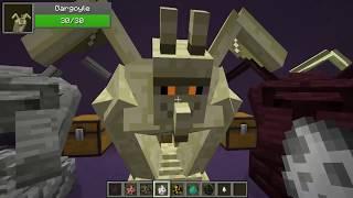 Minecraft Mod Koruyucu Yaratıklar - Gargoyles