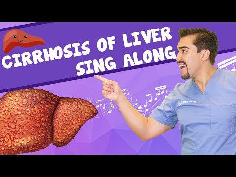 Liver Cirrhosis Song *Part 1*