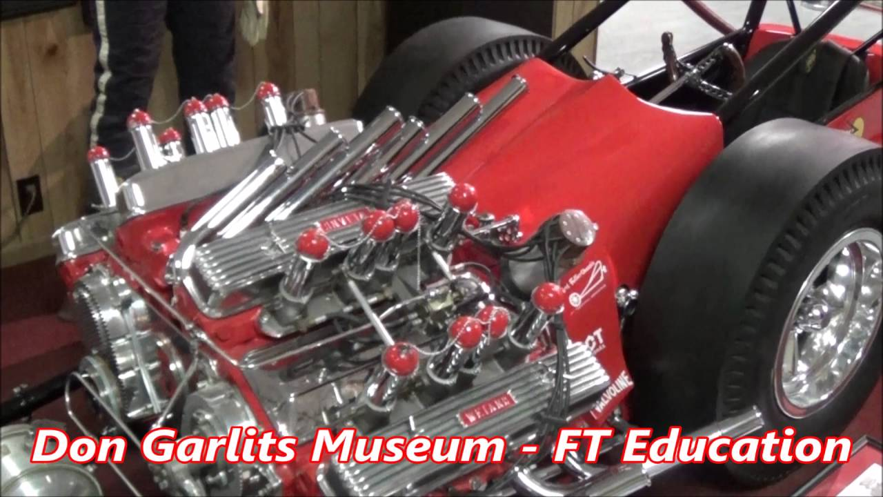Don Garlits Museum Of Drag Racing YouTube - Don garlits museum car show