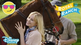 Royal Ranch | A Royal Prank! #3 | Official Disney Channel UK