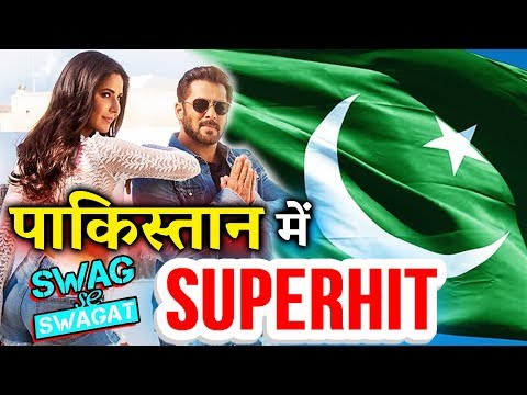 Thumbnail: Salman का Swag Se swagat हुआ Pakistan में Blockbuster Hit | Tiger Zinda Hai