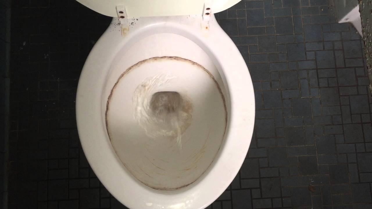 647 An Eljer Duplex Toilet And A Vintage Eljer Urinal