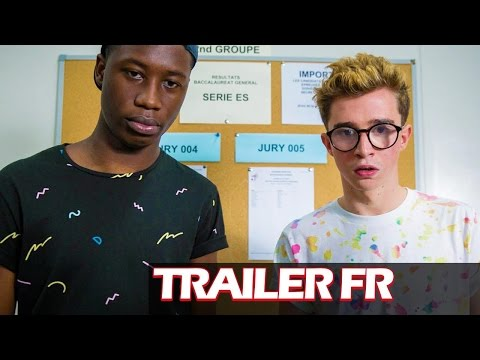 RATTRAPAGE : Passe ton BAC avec Jimmy Labeeu ! (bande annonce) streaming vf