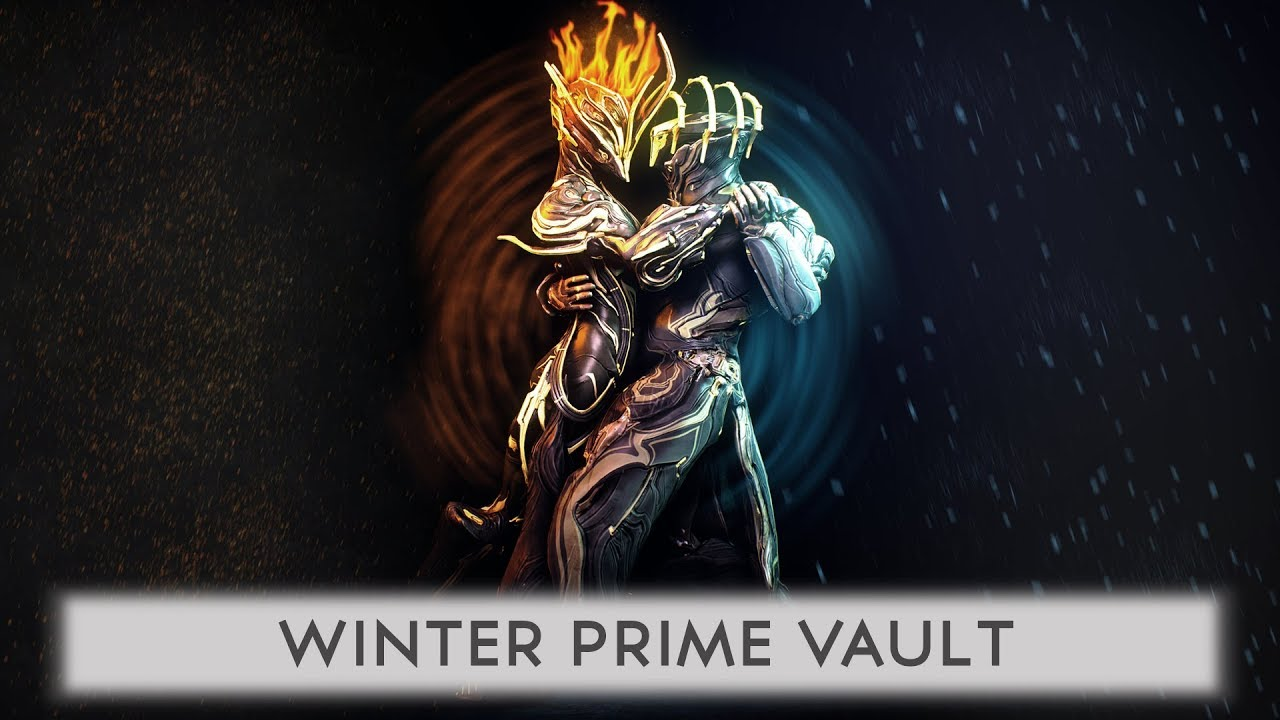Next Out of The Winter Prime Vault | Warframe by Travis
