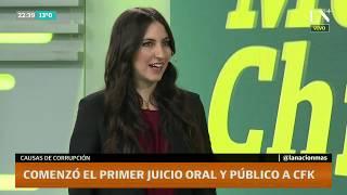 Juicio a Cristina: Esquivar las miradas y evitar el cruce con los otros acusados