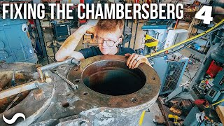 FIXING THE 300LBS POWER HAMMER!!! Part 4