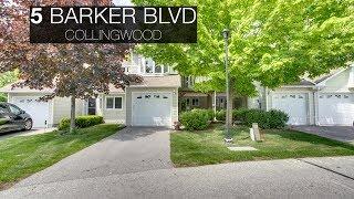 5 Barker Blvd Collingwood