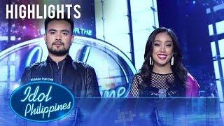 Idol Judges, bumilib sa performance nina Renwick at Fatima | Live Round | Idol Philippines 2019
