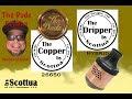 SCOTTUA/ THE DRIPPER 30mm V2 - HYBRID/THE COPPER 26650 CUSTOM/ review and breakdown