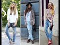 How To Wear Ripped Jeans Best Celebrity Style