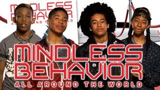"Win a trip to LA to hang out with Mindless Behavior at the ""All Around The World"" Premiere!"