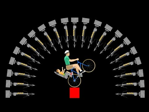 99% IMPOSSIBLE DODGE THE ARROWS! (Happy Wheels #80)