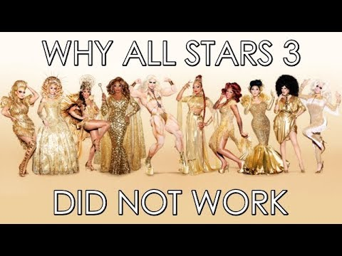 Why All Stars 3 didn't work streaming vf