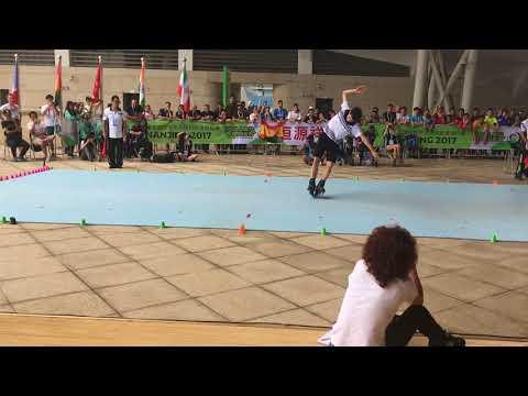 World Champiomships (RollerGames) 2017 Final Slides Men (REKIL.RU)